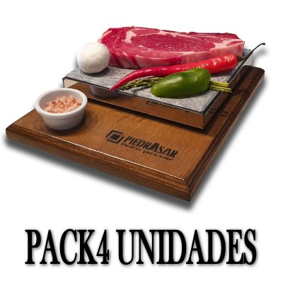 PACK 4 UNIDADES